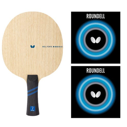 Butterfly Boll Forte III + Roundell