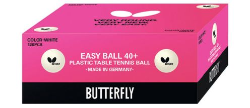 Butterfly Easy 40+ 120-pack